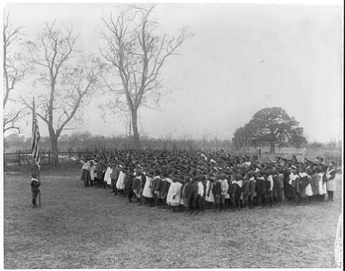Memorial Day was started by former slaves on May, 1, 1865 in Charleston, SC, to honor 257 dead Union Soldiers. http://t.co/3UlqVb6AFu