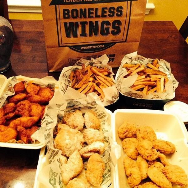 365e97ab2da7 Wingstop 🍗 on Twitter: