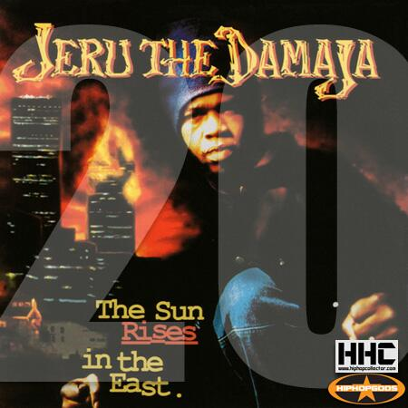 20th anniversary today of The Sun Rises In The East by @Jeruthedamaja - PEACE & RESPECT. @REALDJPREMIER @HHC_hiphop http://t.co/aUfKjIB7rZ