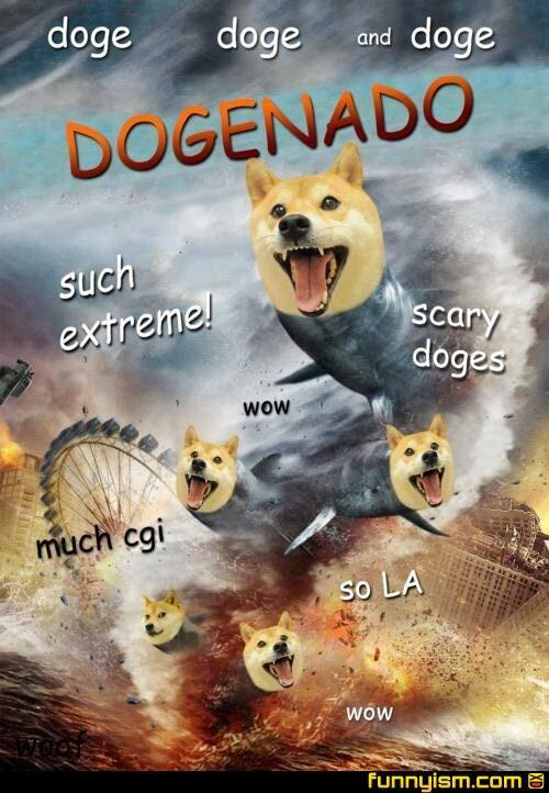 "Doge on Twitter: ""Wow Such scary Much cgi So L.A. http://t ..."