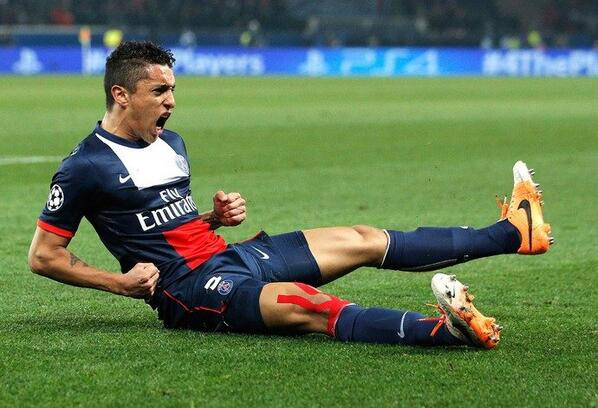 Barcelona to bid €30m + Dani Alves for PSG central defender Marquinhos [Le Parisien]