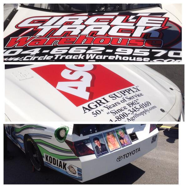 Circle Track Supply >> Joey Gase Racing On Twitter Big Thanks To Agrisupply Kodiak