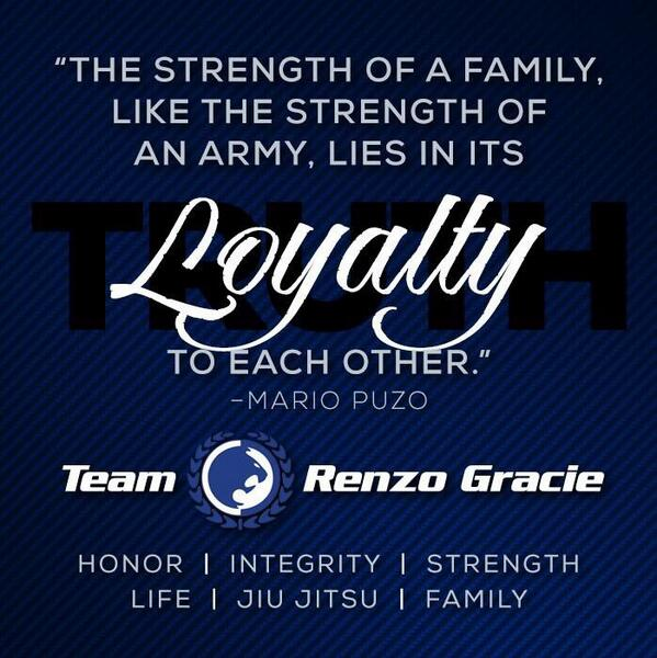 @RenzoGracieBJJ So True! Keep being the gentlemen you are and keep kicking ass