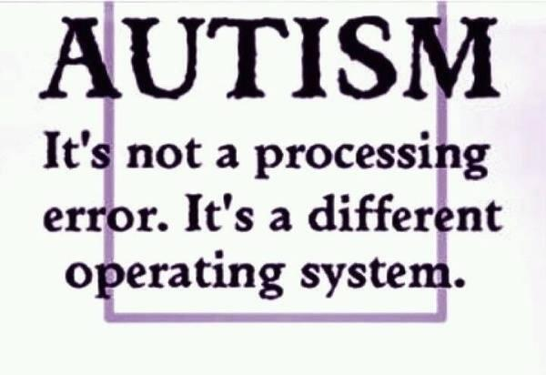 If you have doubts ,read up and learn more.. We are the future .. #Autism http://t.co/1Q6PduzGoe