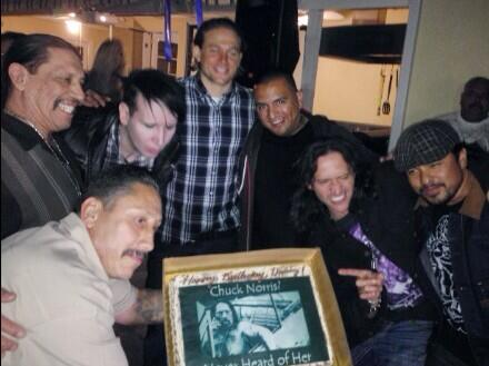 @marilynmanson @charliehunnam_fx @thejacobvargas #CliftonCollins all with the #BDAY #BOY @officaldannytrejo http://t.co/AntE1E6yQu