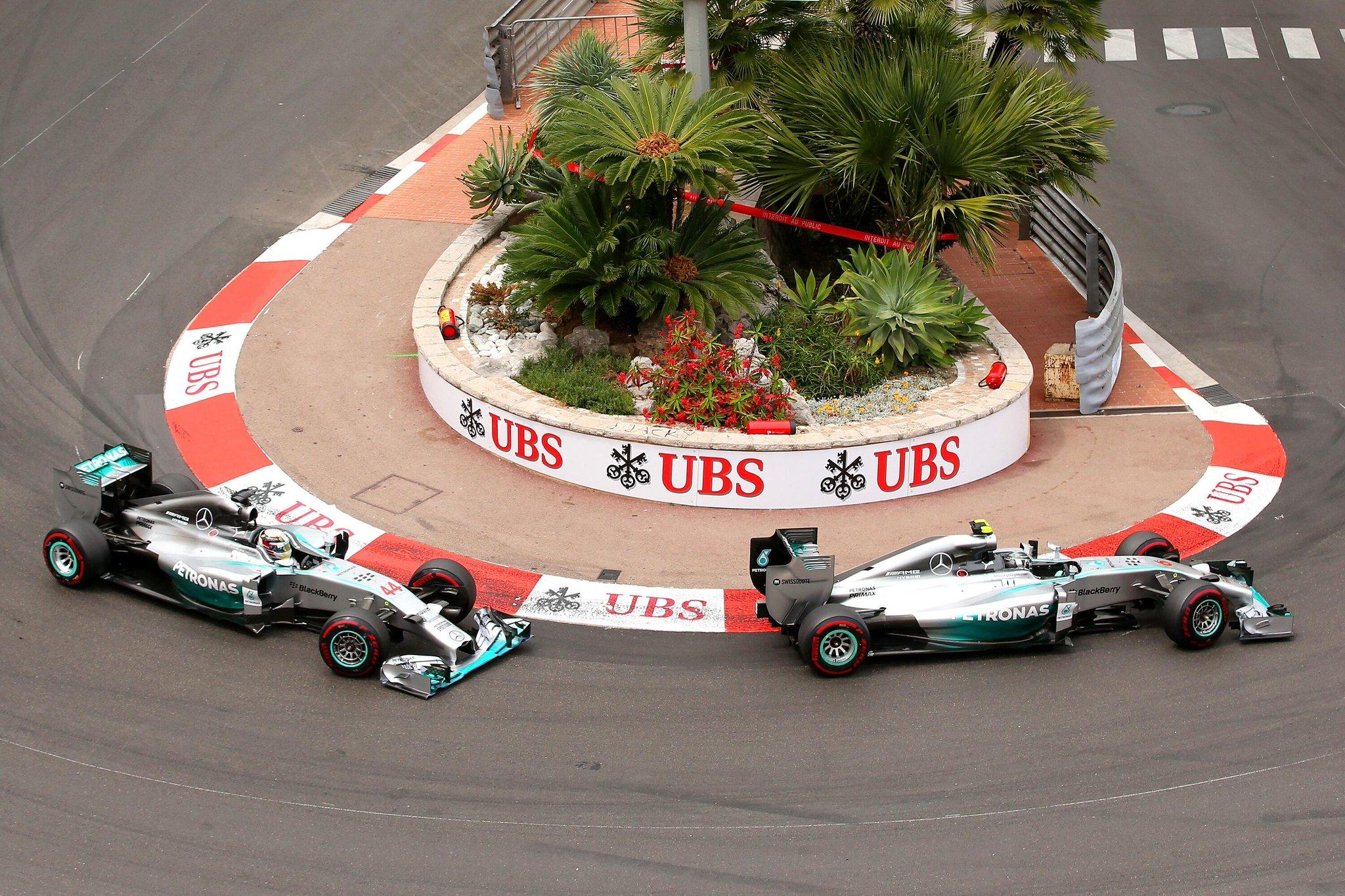 F1: Monaco – Rosberg wins, retakes championship lead
