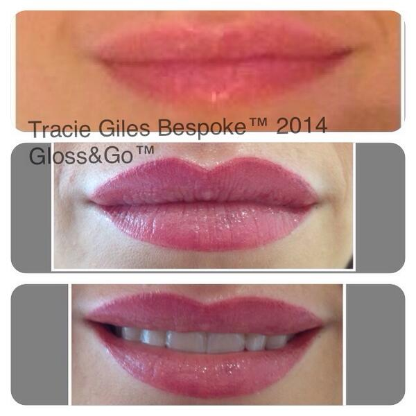 Tracie Giles On Twitter Gloss Go Lips