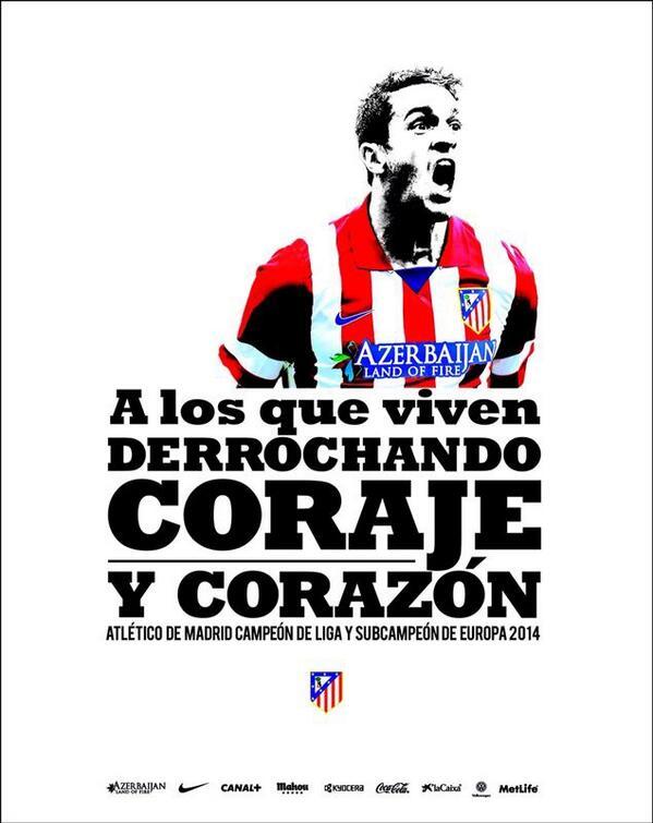 Sin palabras para mi @atleti somos grandes. http://t.co/qAlmZzaPu8