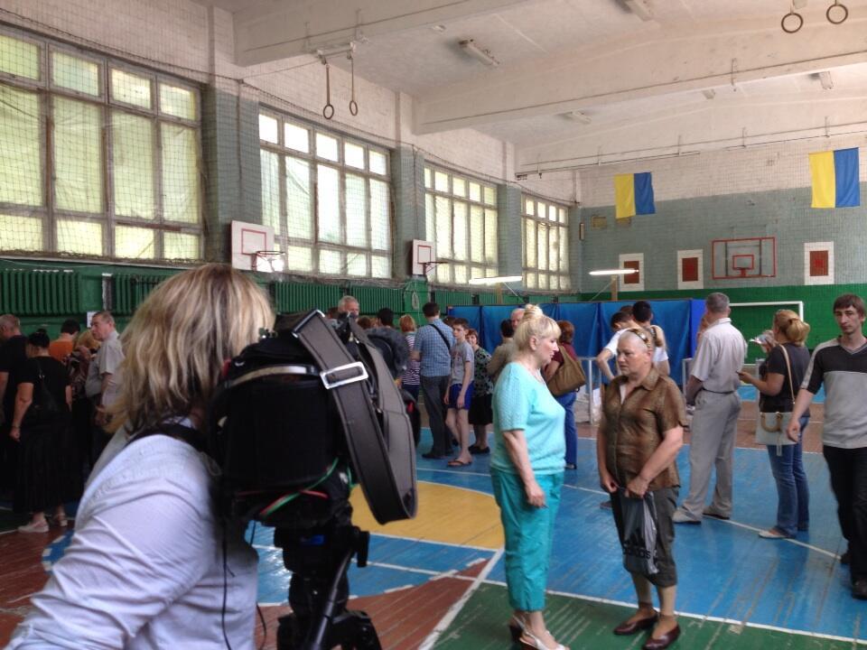 На Луганщине проголосовало 18% избирателей, - ОГА - Цензор.НЕТ 4025