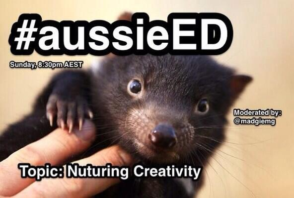 Dear #aussieED friends feel free to use this pic and spread the word about #aussieED see you all next Sunday http://t.co/b0d7oGtgt9