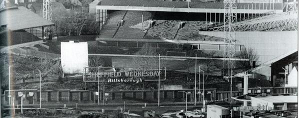 Image result for swfc stadium old photos