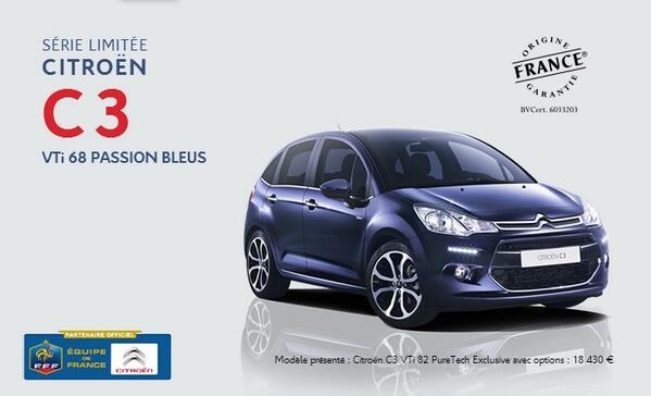 [ACTUALITE] Les promotions de Citroën - Page 5 BofJQzjIIAAVa2l