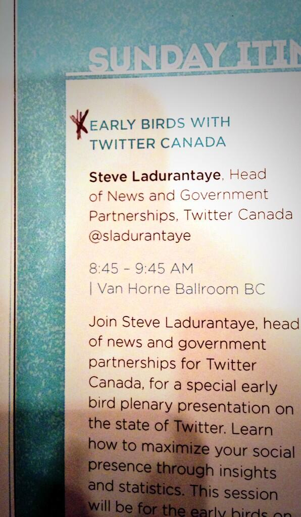 This should be an interesting session. Hopefully everyone made it out of bed to attend! #cprs2014 #earlymorning http://t.co/TUmKzomdfO