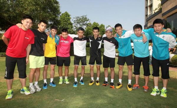 Whatever the outcome, the players have given it their all. Tweet your wishes to our Malaysian heroes! #ThomasCup2014 http://t.co/RV2CzXbG1v