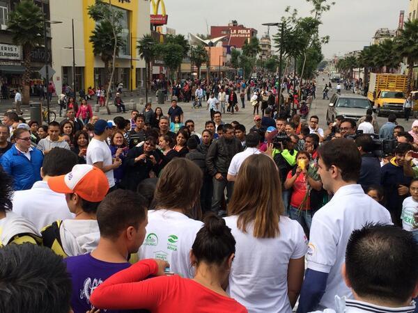 #LimpiemosNuestroMexico todavía es tiempo. http://t.co/bn6WrC08WS