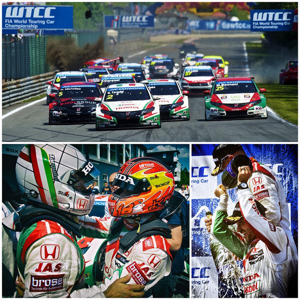 "Castrol Honda WTCC on Twitter: ""#WTCC Race 2 Report ..."
