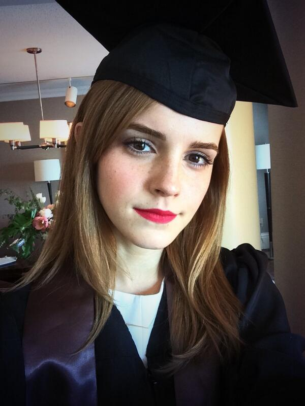 Emma Watson Set To Graduate From Brown University With English Literature Degree