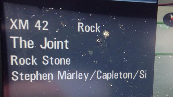 @stephenmarley everyone needs a little #reggae sometimes .. #RockStone http://t.co/KO8mSwZb1g