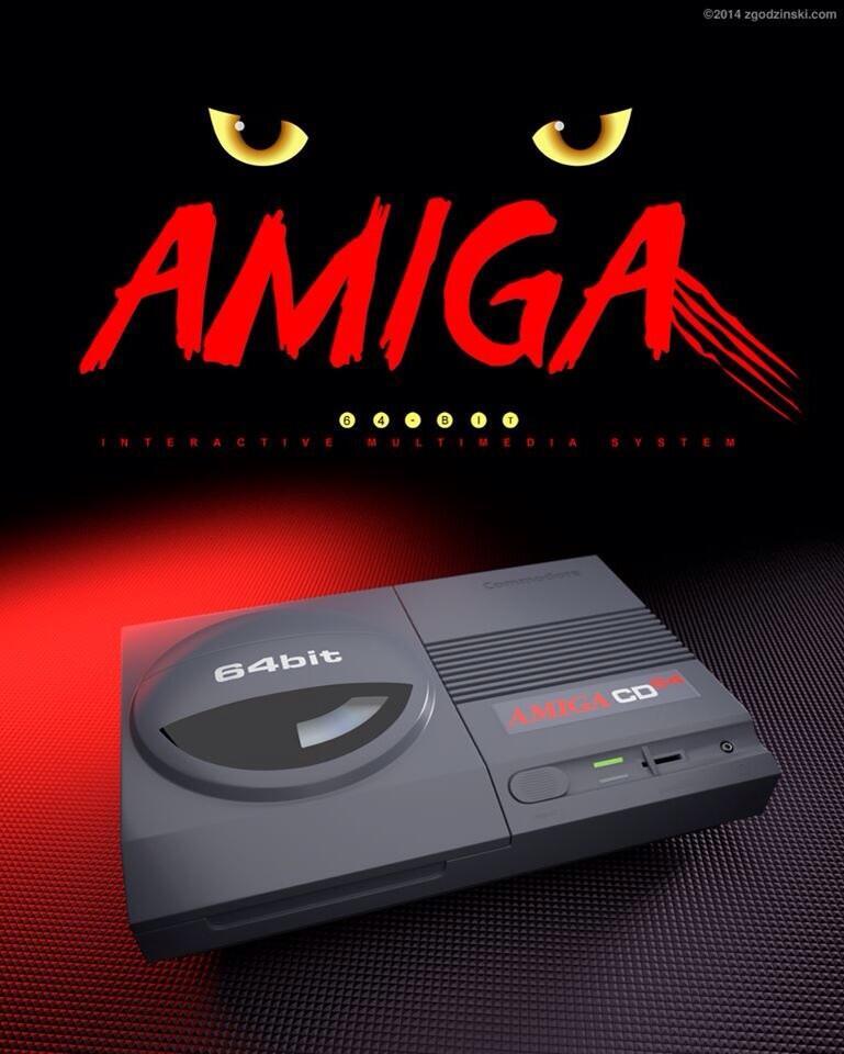 AmigaCD64