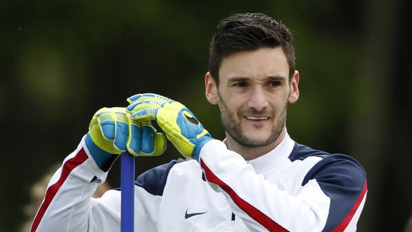 Leaving England? Spurs goalkeeper Hugo Lloris is apparently wanted by Real Madrid, Atletico & Barcelona
