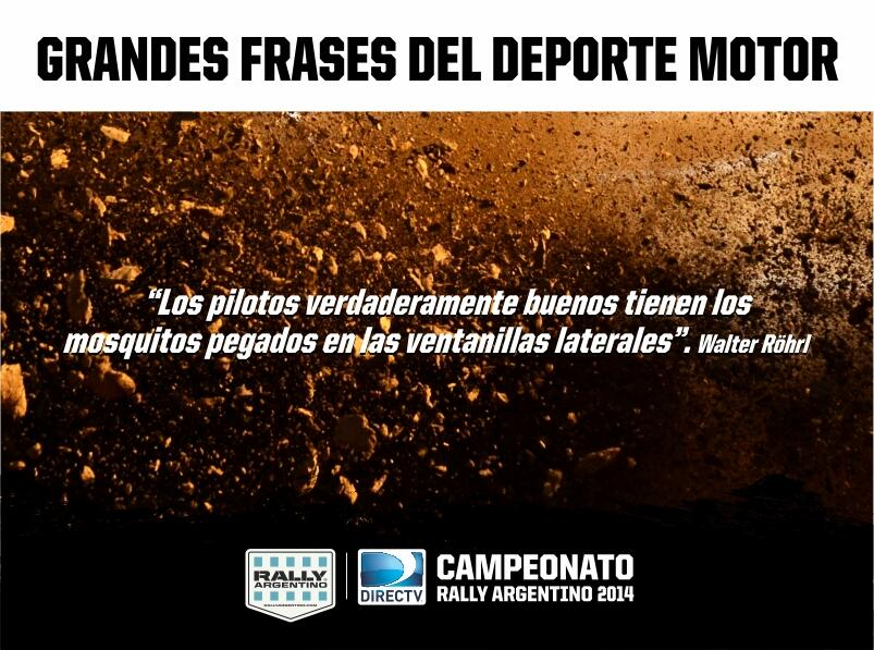 Rally Argentino On Twitter Grandes Frases Del Deporte