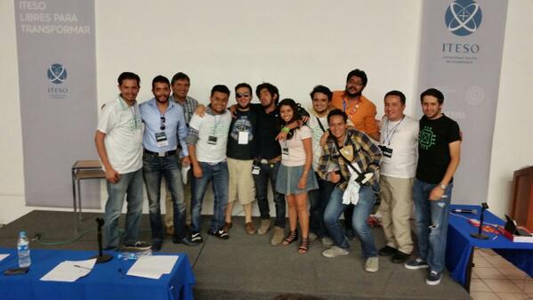 Startup ganador del vertical Internet of Everything del SW Mega: Cryonix @cryonix_mx¡Felicidades!  #SWMEGA http://t.co/LofgfNk7cg