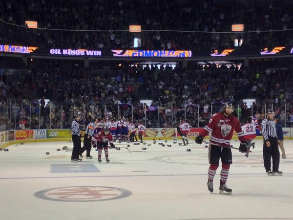 Congratulations to the @EdmOilKings on winning the 2014 @MCMemorialCup #whl #TakeItALL http://t.co/r3ttaXUYF3