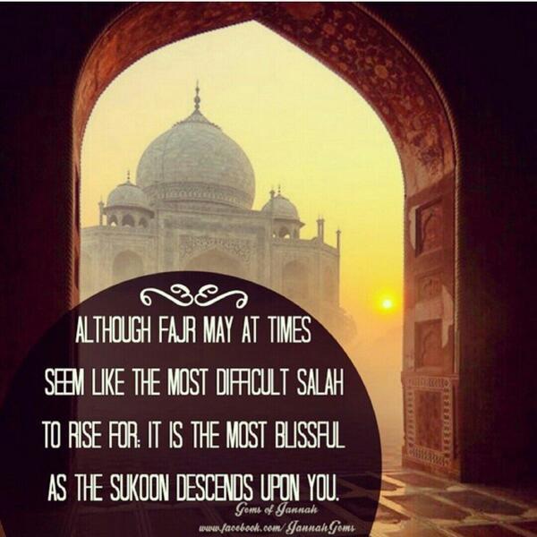 "Fajr Reminders On Twitter: ""Subhanallah Beautiful Quote"