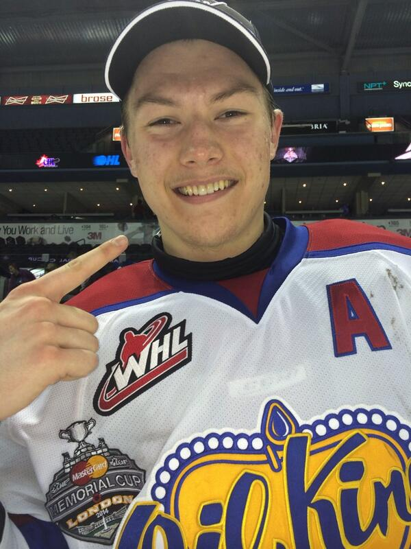 """This smile is never going to leave my face."" - @CurtisLazar95 http://t.co/eBqRBtYa6l"