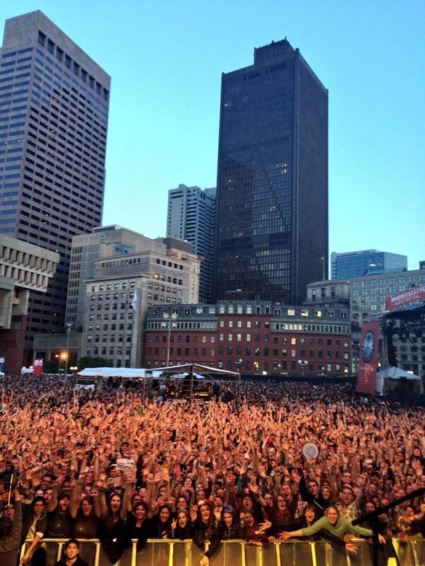 Boston Calling 2014 | Lineup | Tickets | Prices | Dates | Video | News | Rumors | Mobile App | Boston | Hotels