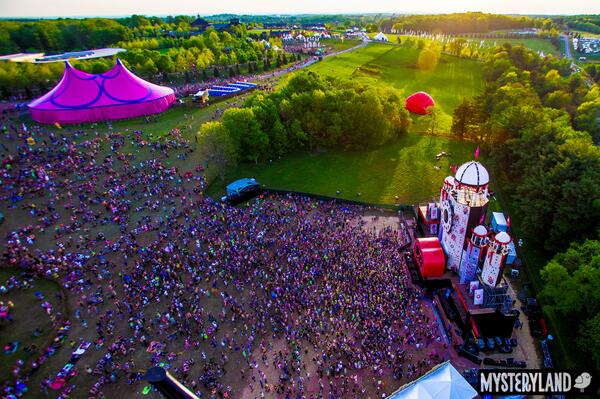 Mysteryland Usa 2014 Lineup Tickets Prices