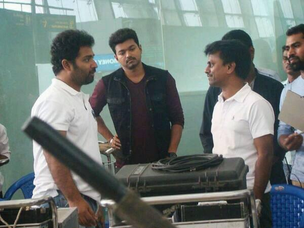 Vijay Kaththi longest schedule commences today