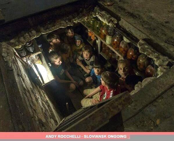 Силовики до сих пор ищут двух пилотов сбитого террористами над Славянском Ан-26, - Селезнев - Цензор.НЕТ 1259