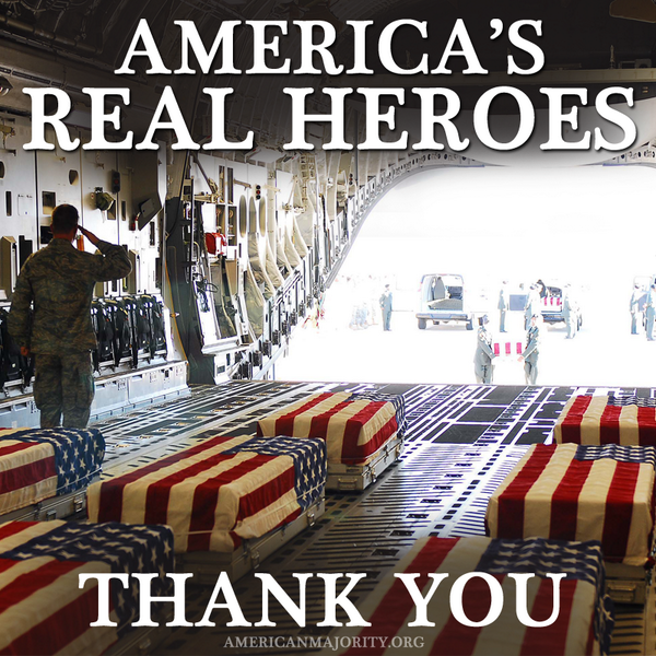 Today we remember our American heroes who gave the ultimate sacrifice. Thank you. #MemorialDay http://t.co/oF7575P4rZ