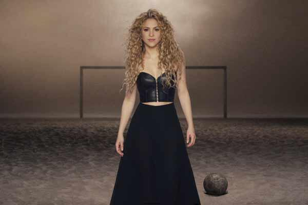 Watch and share @Shakira's #LaLaLaBrazil2014 music video in support of @WFP: http://t.co/FHmDOxpcbP via @Activia http://t.co/9tLtBwnNRX