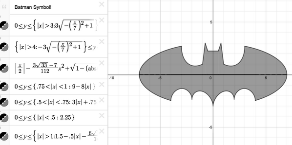 Math nerdiness.