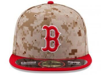 Check the special #MemorialDay hats the Red Sox will rock against the Braves today: http://t.co/feU6zfb4I4 http://t.co/n0HpKNRq5F