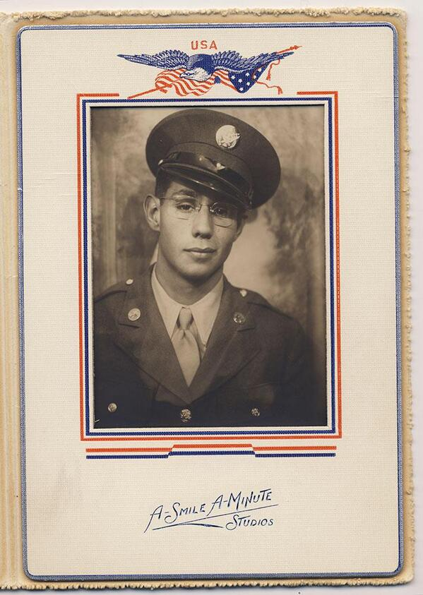 @DarrellIssa My grandfather, d '13, WWII Signal Corps, fought battle of the bulge & ended the war w/the 17th Airborne http://t.co/IZa5dBZD2n
