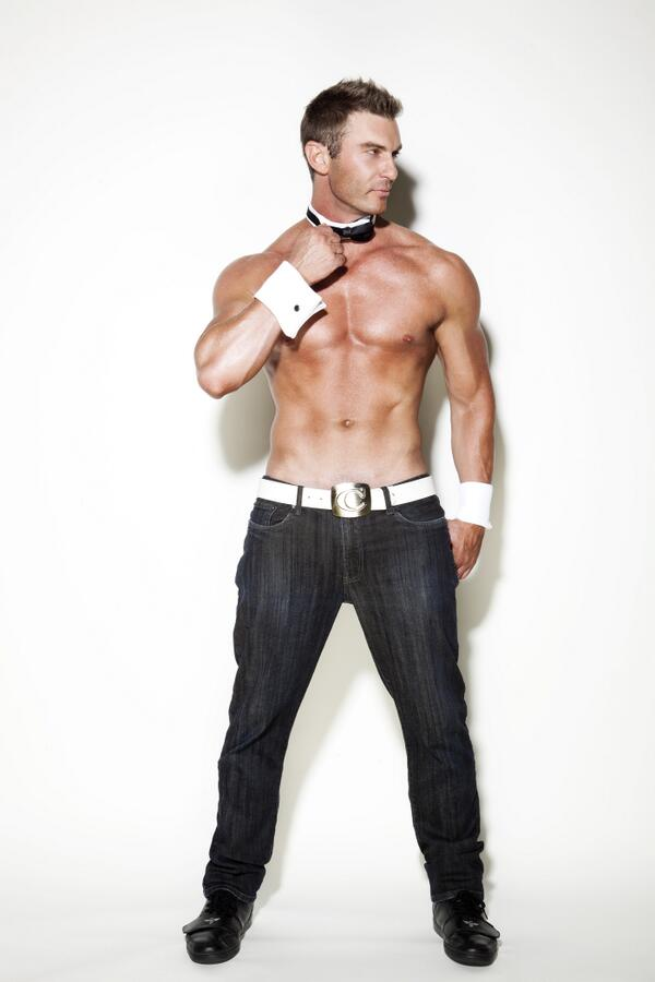 """Rio Las Vegas on Twitter: """"Our #MCM is @Chippendales' John Cook ..."""