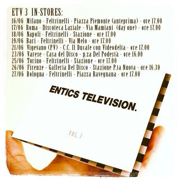 In-Store #entics #etv3 #instore http://t.co/9z8vbQI3dD