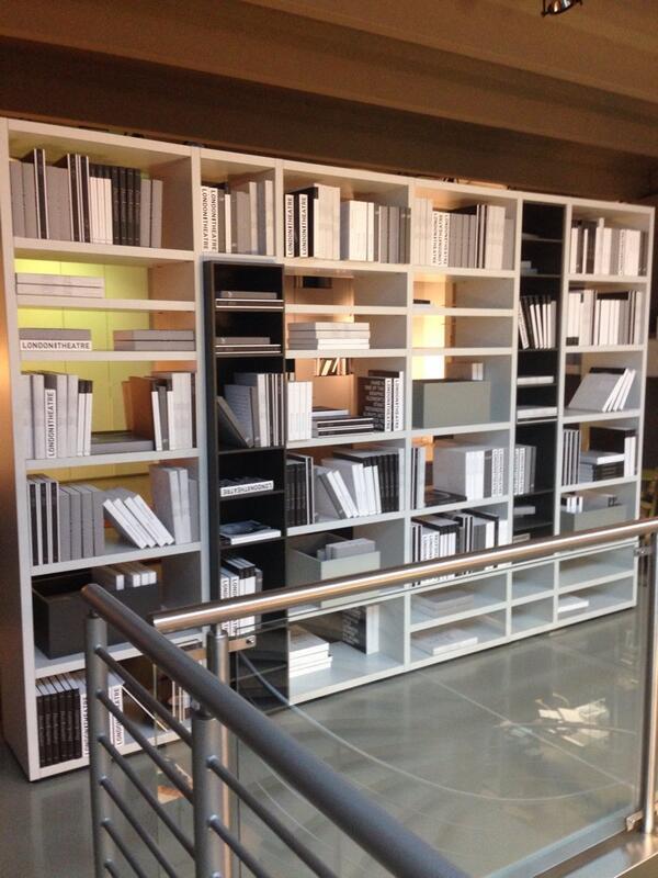 Mocab arredamenti on twitter libreria wall system for Pm arredamenti