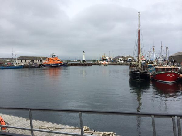 Welcome to Kirkwall. The @digCW2014 are running a free workshop @OrkneyLibrary on #digitalstorytelling #digCW2014 http://t.co/Yr2gNcm7To