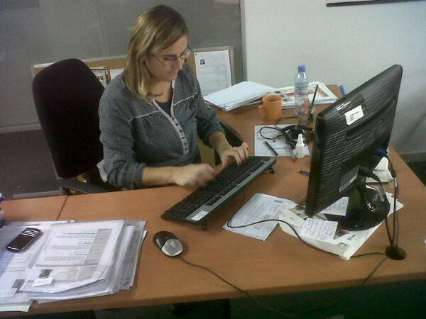 Thumbnail for Tweetchat con Marina Coll, reclutadora de RRHH de MSF