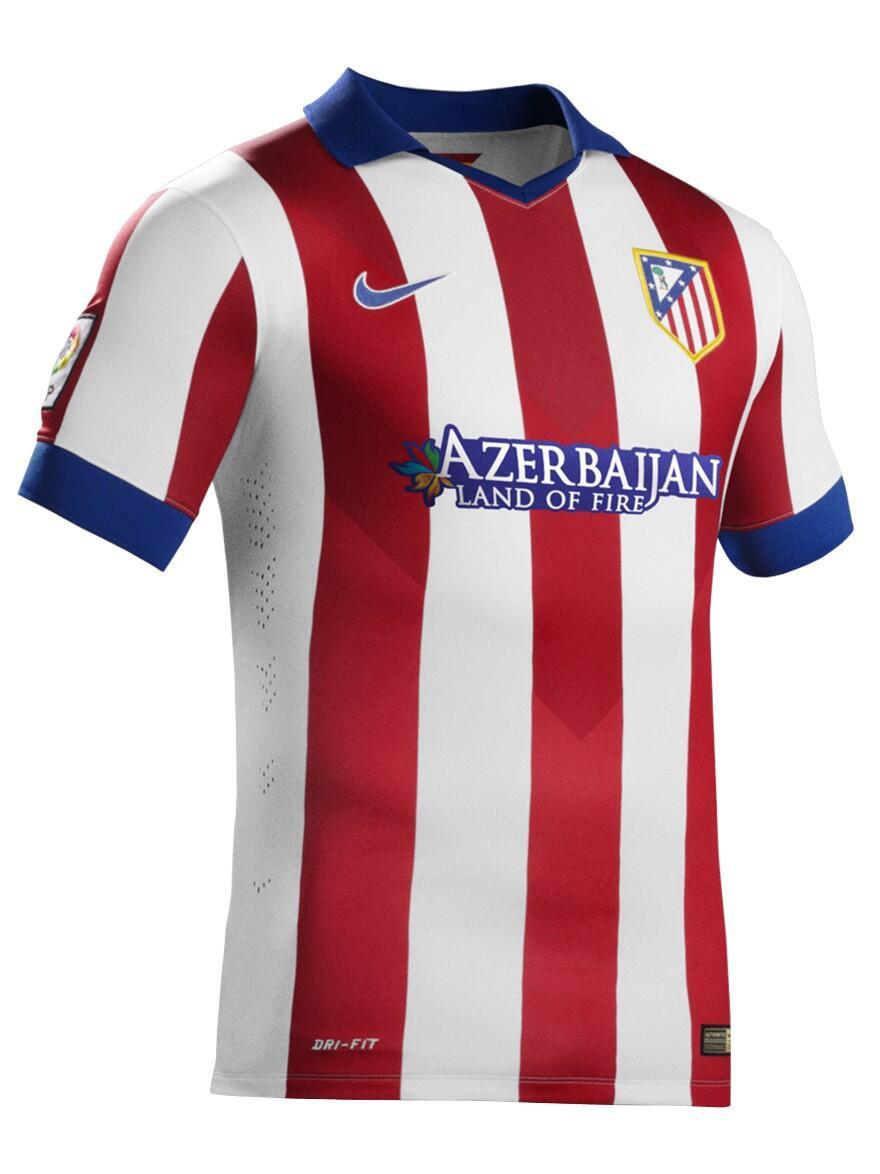 Атлетико представил форму на следующий сезон - изображение 2