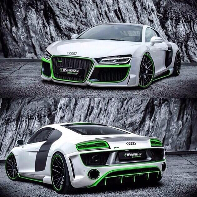 """Really Nice Cars on Twitter: """"Sexy Audi R8 http://t.co ..."""