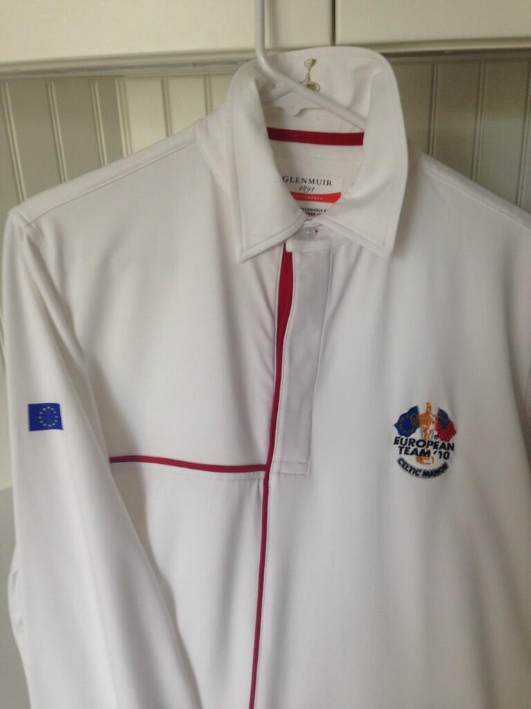 Luke donald on twitter ok rt rbcdonald for a chance to for Luke donald polo shirts