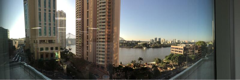 Twitter / jnxyz: Amazing view from where I'm ...