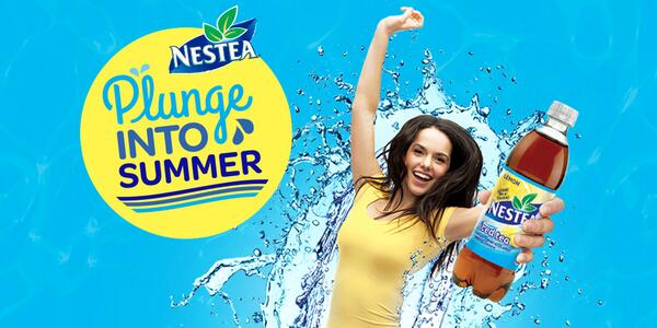 Over 200 prizes all summer! Enter the #NesteaPlunge Summer Sweepstakes http://t.co/pJIUMCaCO7 (Ends 8/30/14) http://t.co/0rNVPeCsqc