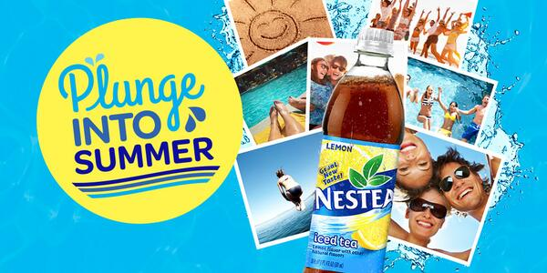 Cameras, concert tix & more! #NesteaPlunge into summer's most refreshing sweeps http://t.co/pJIUMCaCO7 (Ends 8/30/14) http://t.co/9voBG9J0wK