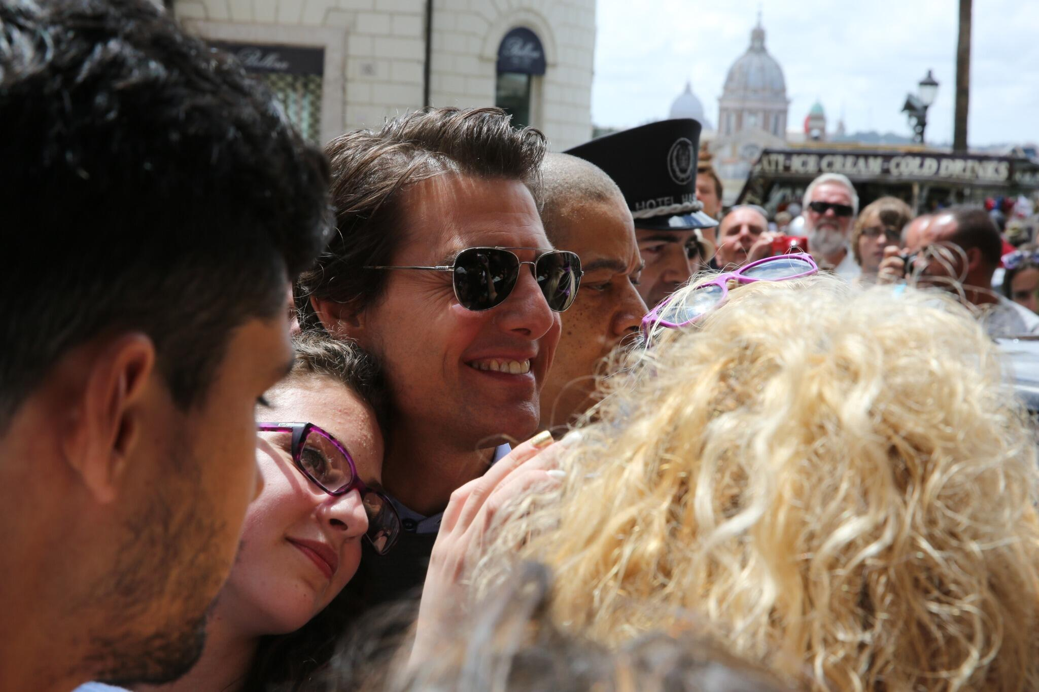 Twitter / TomCruise: I had so much fun meeting my ...